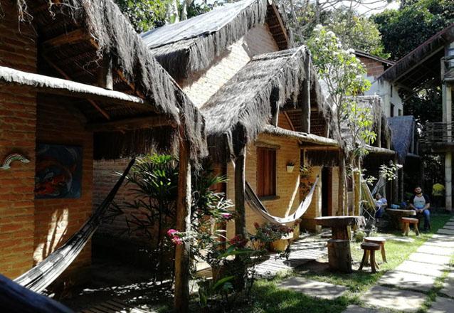 #9AnosBarato ☆ -  2 diárias para 2 adultos + café da manhã a partir de R$300 por R$229 na pousada Semente de Luz em Ubajara