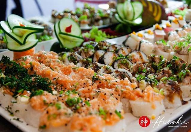 Rodízio Tradicional (acesso a todas opções servidas no buffet de mesas quentes) + bebidas incluídas para 1 pessoa de R$40 por apenas R$34,90