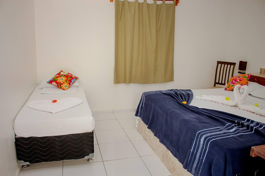 2 diárias para 2 adultos + 1 criança de até 6 anos (Check-in de Domingo a Quarta) por R$449