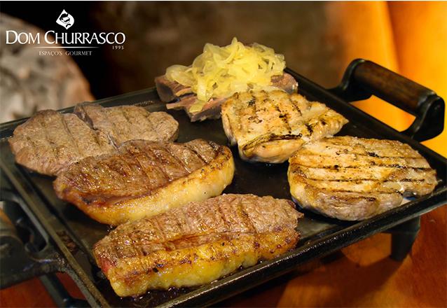 Carne de Sol Sertaneja serve até 4 pessoas de R$99 por R$79