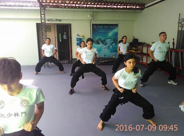 Diversão e Saúde com Artes Marciais! 08 aulas de Kung Fu ou Taichi Chuan de R$135 por apenas R$85,90 no Santo Pilates