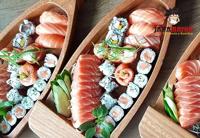 Leve um Sushiman para o seu evento! Personal Sushiman Chef para até 10 pessoas de R$1.100 por apenas R$799