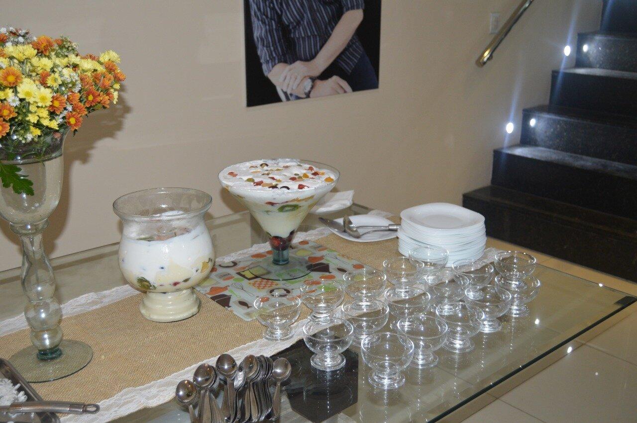 Jantar de confraternização para 25 pessoas por apenas R$999