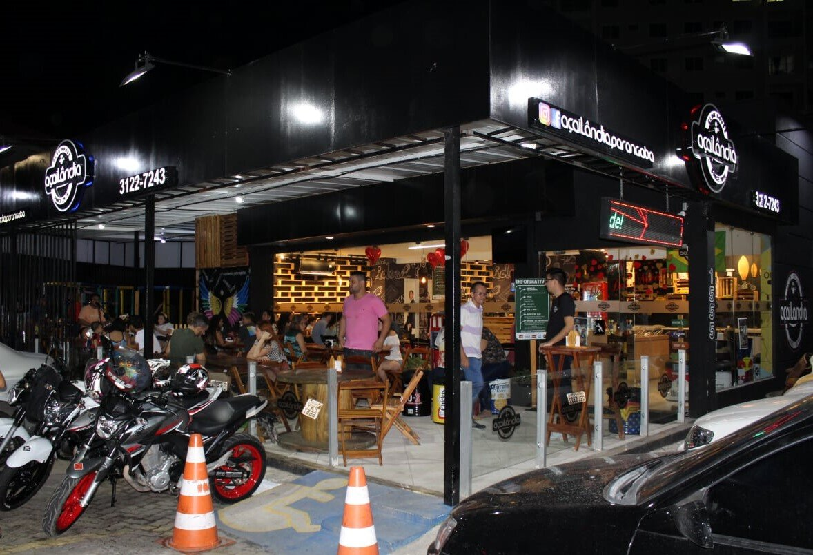 #BlackFriday - 1kg de Açaí Fit ou Premium, Toppings, cremes e coberturas de R$33,90 por apenas R$27,90 no Açailândia