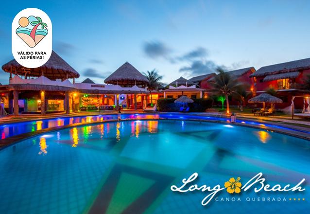 2 diárias (domingo a quarta) em categoria Luxo para 2 adultos + café da manhã por apenas R$400