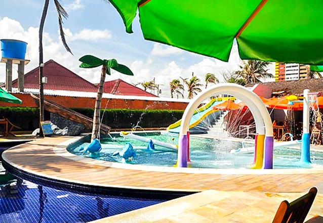 Segunda a sexta: Carne de Sol Atlantidz + 2 Pulseiras de acesso ao parque aquático de R$121,70 por R$69,90