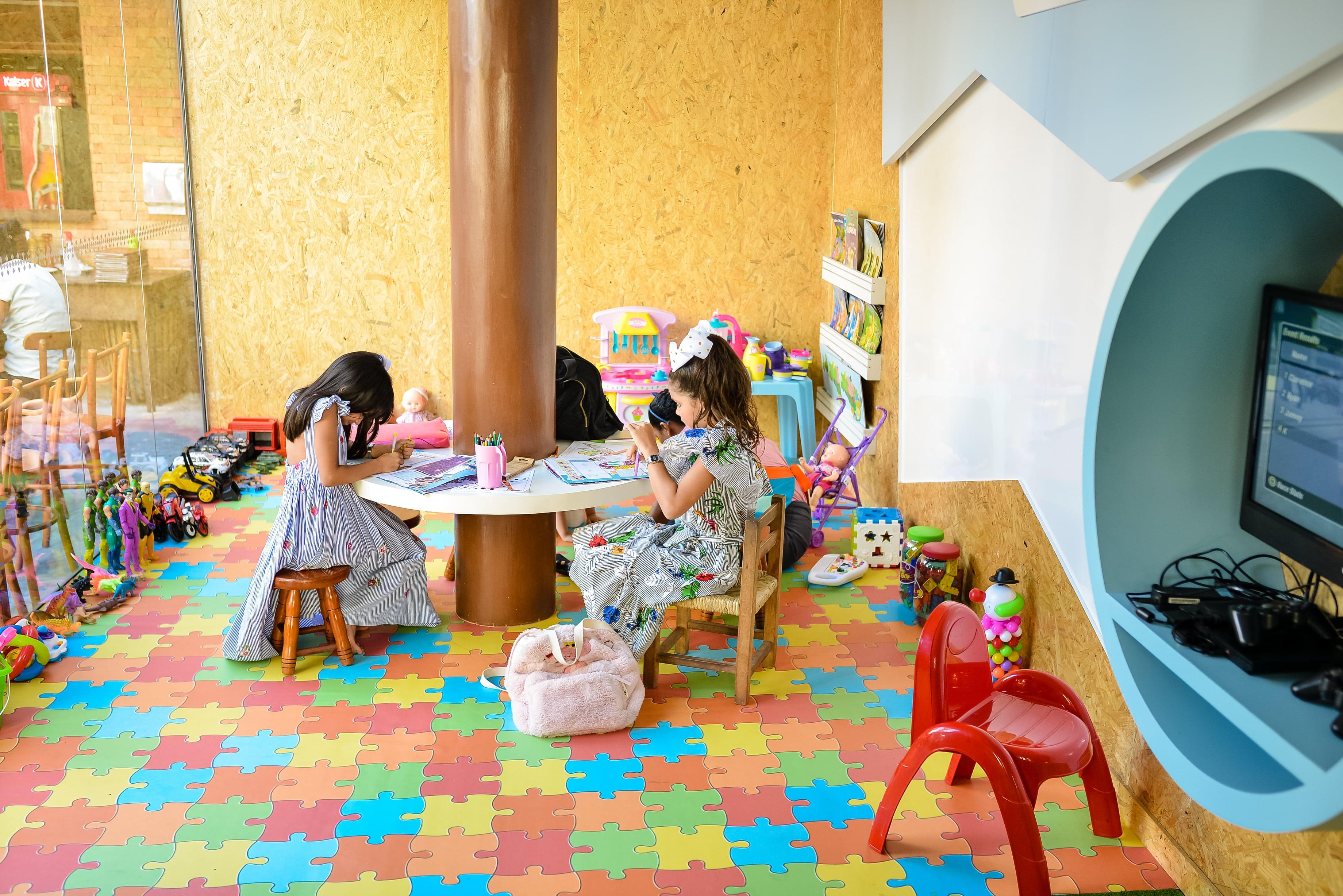 Ingresso Infantil (4 a 8 anos) para Réveillon no Vignoli da Virgílio Távora por apenas R$100 por pessoa com R$50 de consumação inclusos