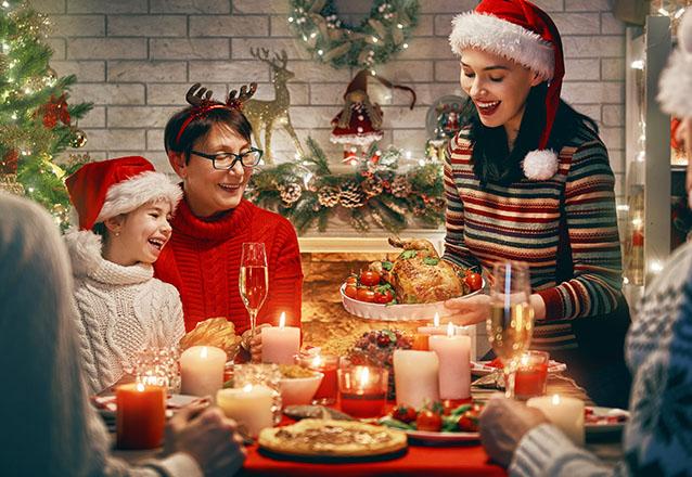 Kit 1 - Ceia de Natal para 10 pessoas de R$289 por R$199