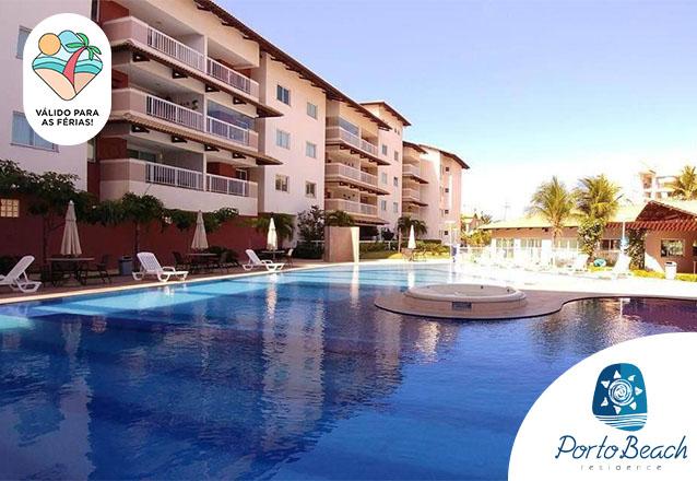 Apartamento Família - 2 diárias (Check-in de domingo à quarta) para 5 pessoas (adulto ou criança) por apenas R$399