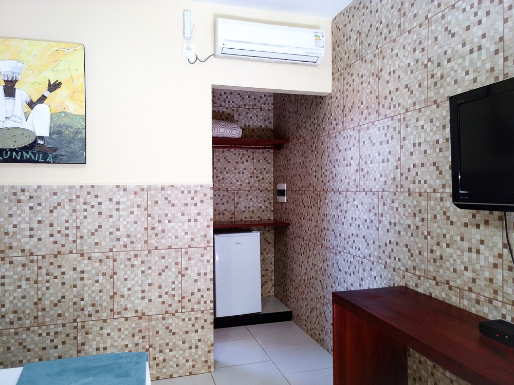 2 Diárias (domingo a quinta) em apartamento Standard duplo para 2 adultos + café da manhã por apenas R$199,00