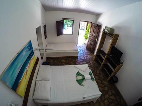 Aproveite suas Férias em Canoa Quebrada! 2 Diárias para 2 Adultos + Café da manhã de R$480 por apenas R$432 na Pousada LuaEstrela