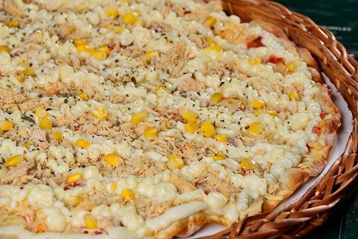 A Nalu Pizzas chegou no Barato! 1 Pizza Salgada Grande de R$49,90 por apenas R$34,90