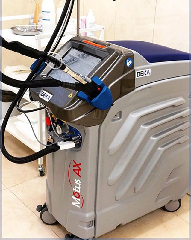 10 sessões de depilação a laser para axila ou buço (com Alexandrite com ponteira de Safira - Método Indolor!) de R$1.696 por R$249 na Laser Clínica