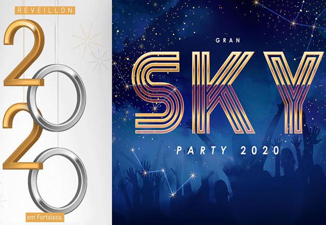 Ingresso para Réveillon do Gran Marquise Hotel - Gran SKY Party 2020 de R$628 por apenas R$490