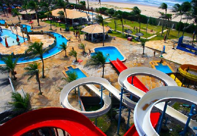 Diversão para suas Férias! Ingresso para 1 Adulto e 1 Criança de até 6 anos por apenas R$36,90 no Ytacaranha Park