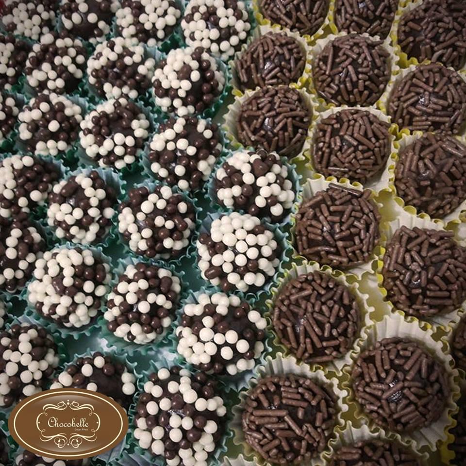 50 doces tradicionais (até 2 sabores) de R$40 por apenas R$29,90