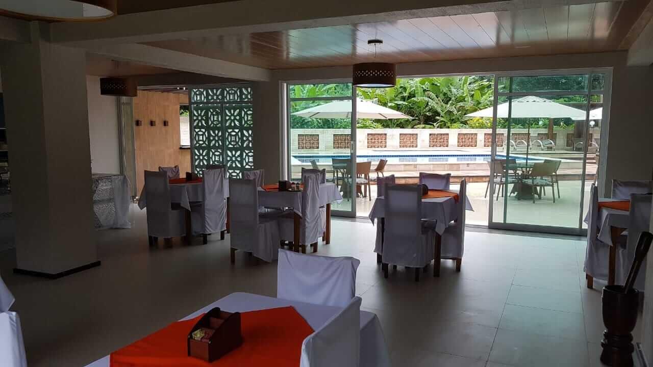 3 Diárias (Check in dia 23/02 e Check-out dia 26/02) em Suíte para 2 adultos + Café da manhã por apenas R$1.050