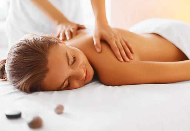 1 sessão de Massagem Relaxante de R$75 por apenas R$35,99
