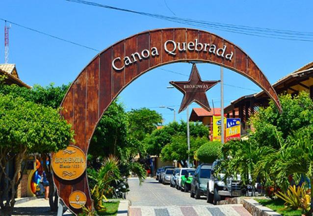 As mais belas praias do Ceará! Passeio por 3 Praias do Litoral (Morro Branco, Praia das Fontes e Canoa Quebrada) para 1 pessoa por apenas R$44,90 com a Sim 7 Turismo
