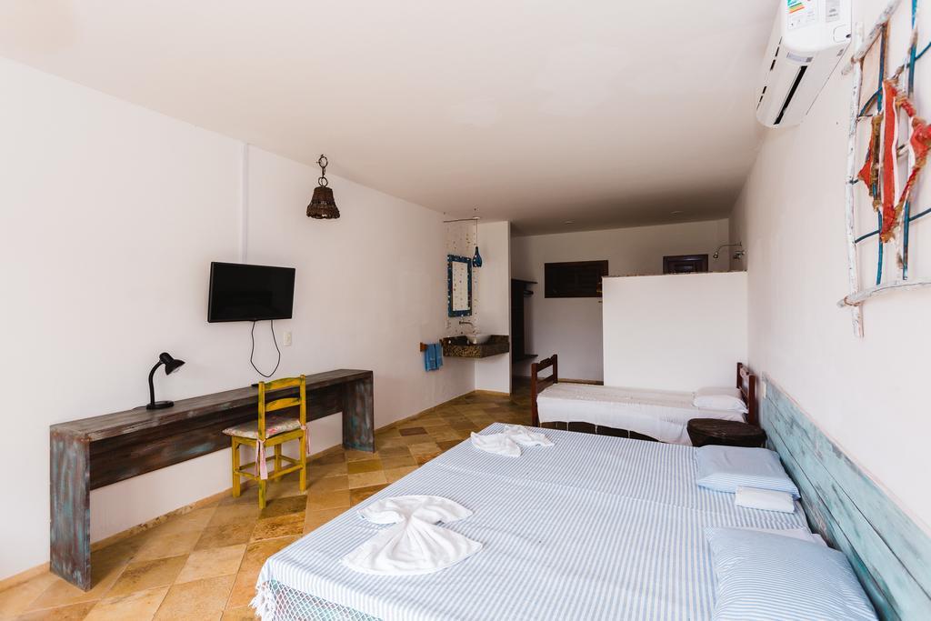 2 Diárias (Check-in Domingo a Quarta) em quarto com Vista Mar e ventilador para 2 adultos + criança até 7 anos + café da manhã de R$350 por R$289,90