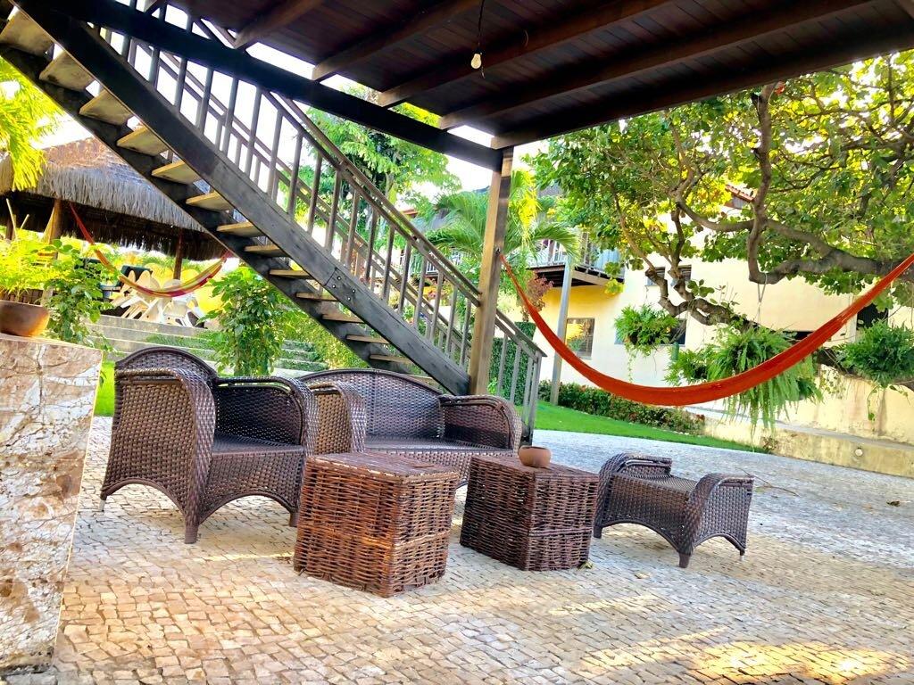 1 Diária (Segunda a Quinta) em Suíte com varanda para 2 Adultos + 1 Criança de até 5 anos de R$230 por apenas R$179