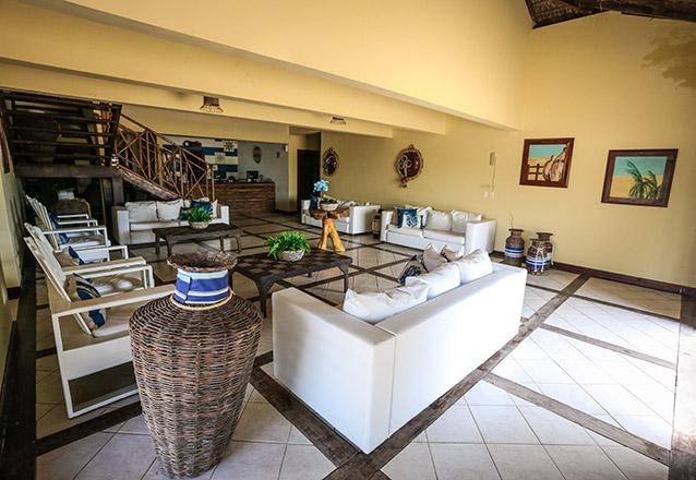 1 Diária (domingo a quinta) em Apartamento de Luxo Superior para 2 Adultos e 1 Criança até 6 anos com café da manhã de R$275 por apenas R$249