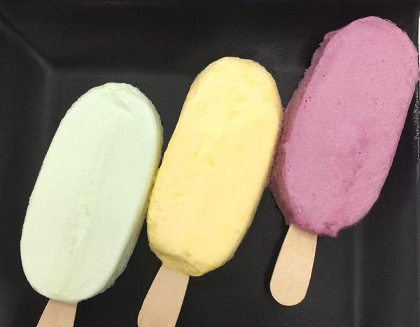 Picolé Frosty Linha Kids ou Linha Colors de até R$3,90 por apenas R$0,99
