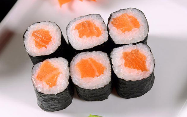 Combinado Sushi - 10 peças por apenas R$14,90