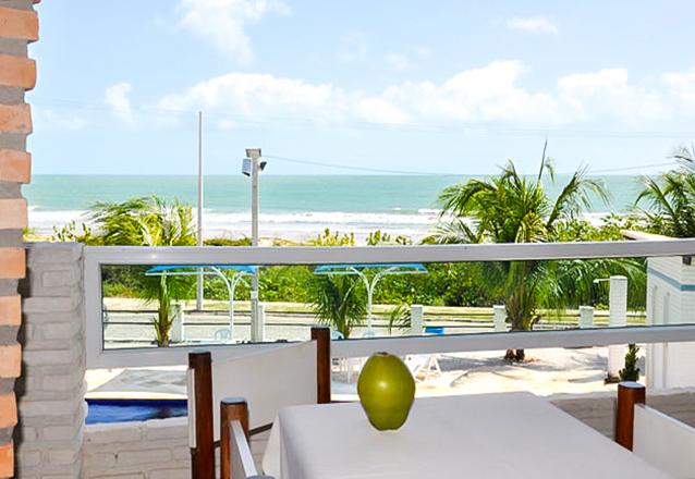 2 diárias em apartamento com ventilador (check in terça ou quarta) para 2 pessoas + café da manhã de R$400 por apenas R$199