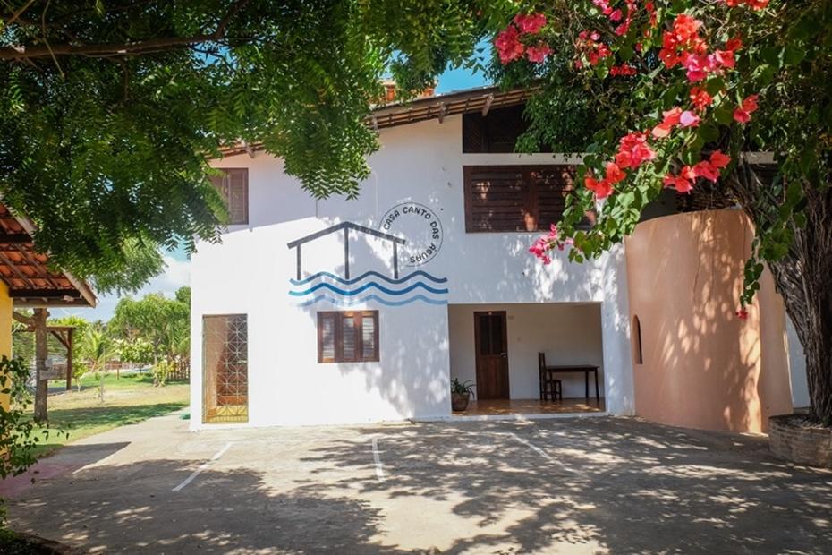 2 diárias no Quarto da Casa Mar ou Casa Rio 2 adultos e 1 criança de até 5 anos + café da manhã de R$630 por apenas R$459