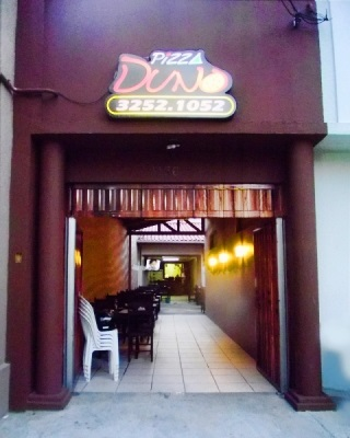 Aproveite com alguém especial! 2 Rodízios de pizzas de R$49,80 por apenas R$39,80 no Pizza Duno