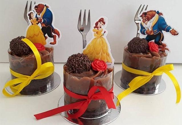 Perfeição do tamanho ideal! 10 Mini Naked na Boutique do Chocolate de R$80 por apenas R$59