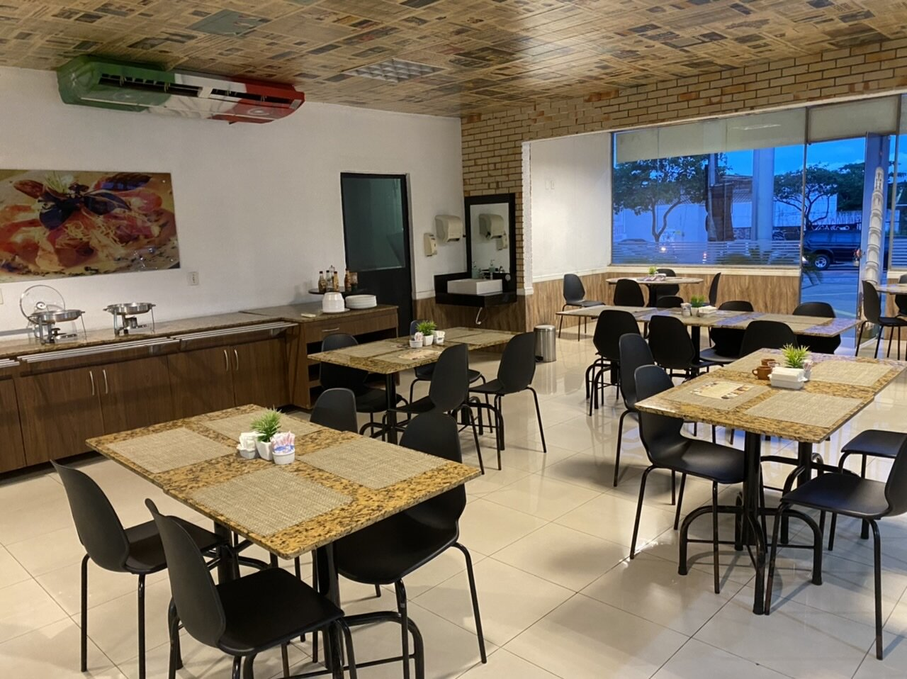 Comer bem e quantas vezes quiser! Rodízio de Pizzas italianas de R$30 por apenas R$27,90 na Cantina Boaventura Maraponga