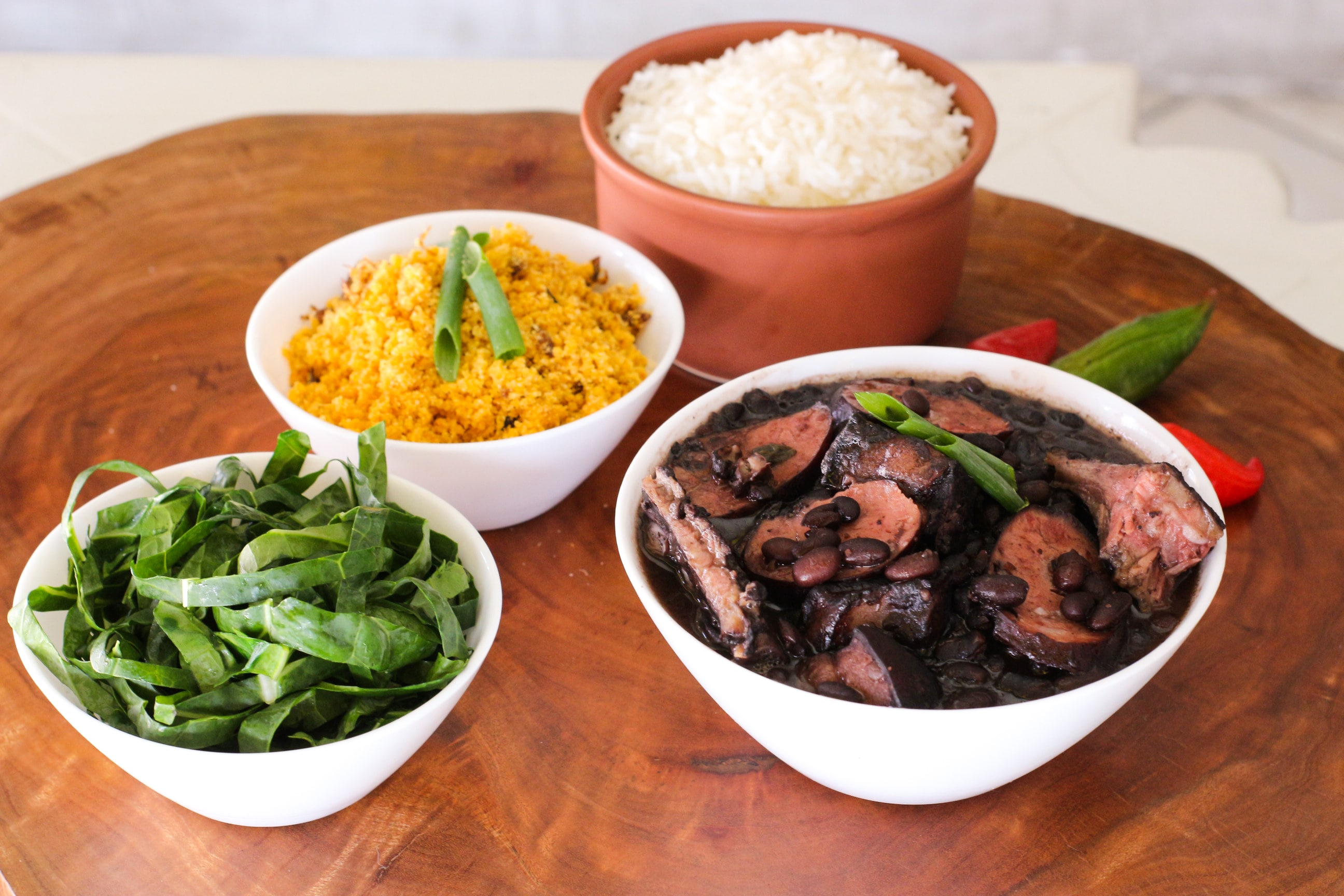1kg de Panelada + 600g de arroz branco + 150g de Cuscuz de R$57,80 por apenas R$39,90