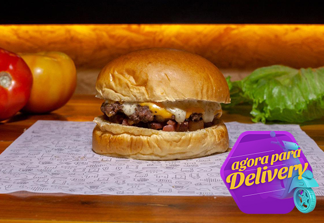 Miami Heat de R$15,90 por apenas R$10,90 no Fryday Burger. Oferta exclusiva de Delivery!
