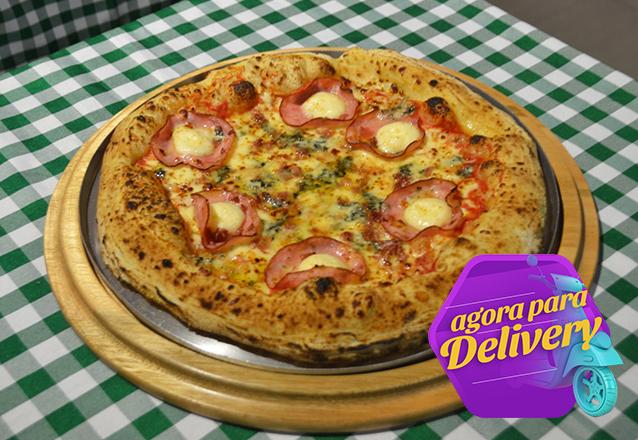 1 Pizza Napoletana grande de R$42,90 por apenas R$29,90