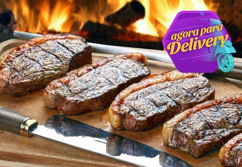 Carne de qualidade no Sabor Brasil! 400g de Contra Filé, Picanha Importada ou Filé Mignon de R$89,95 por apenas R$69,95. Válido para Delivery!