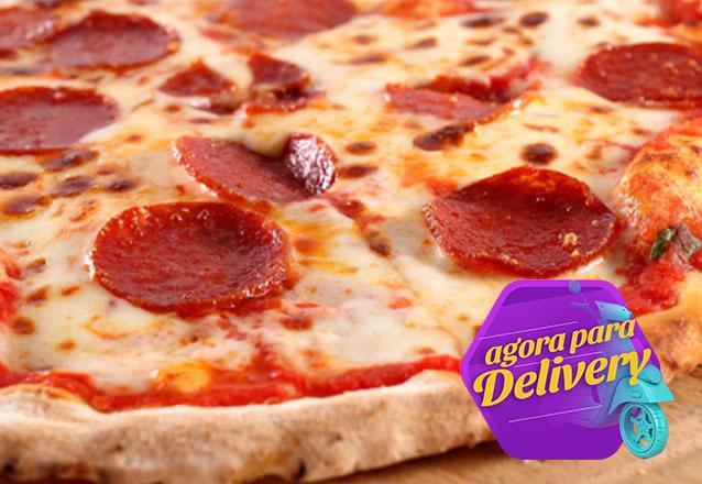 1 Pizza Grande por apenas R$24,90