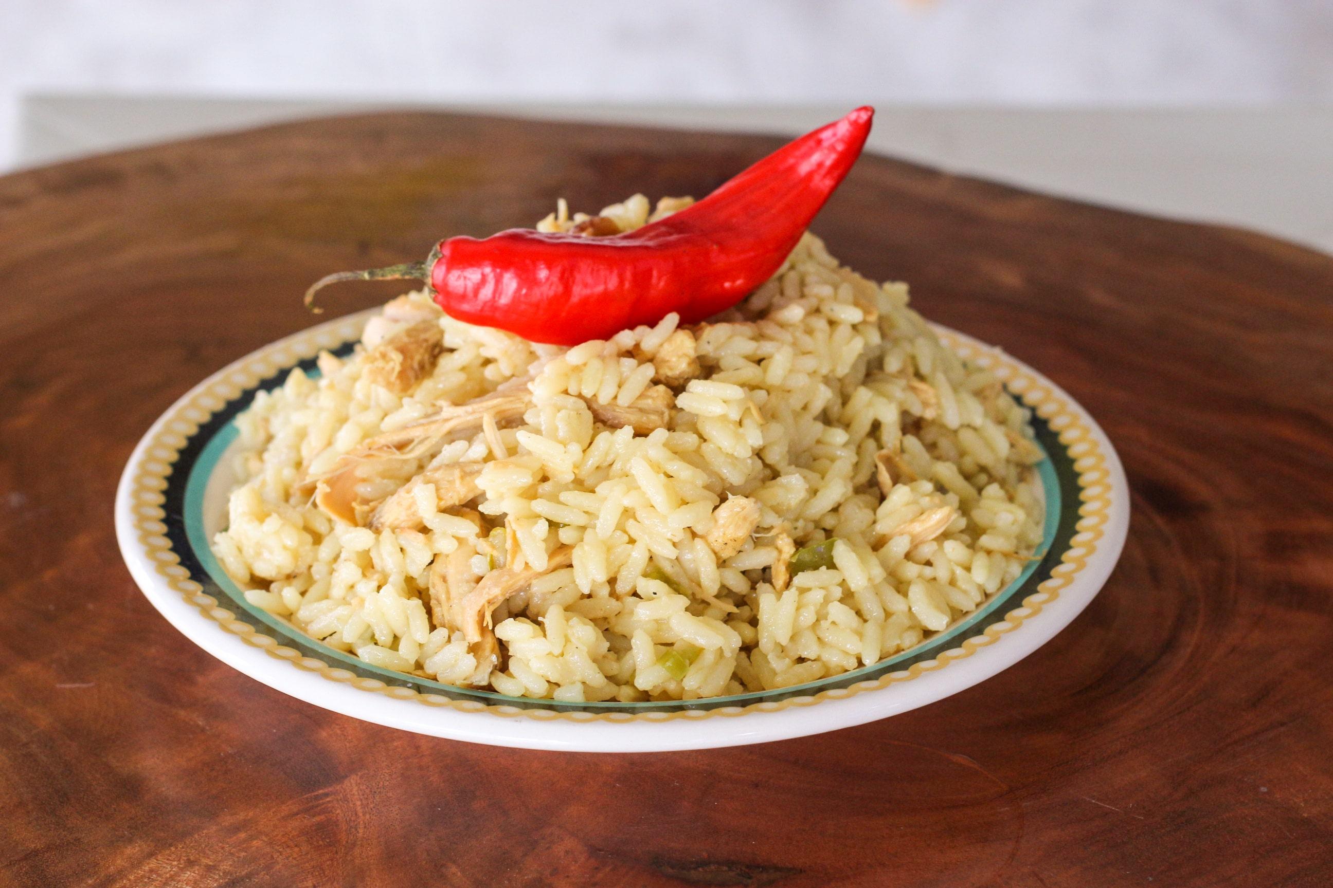 1kg de Panelada + 600g de arroz branco + 150g de Cuscuz de R$71 por apenas R$49,90