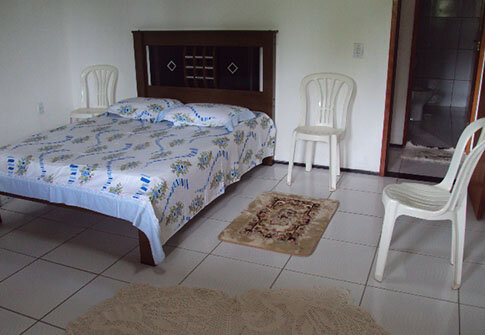 2 Diárias para 2 adultos e 1 criança de até 07 anos em apartamento com 02 quartos, sala, cozinha e varanda de R$400 por apenas R$198,90