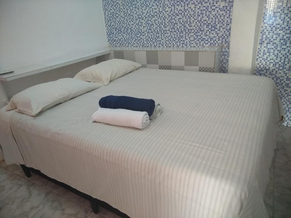 2 Diárias (check-in todos os dias) para 2 adultos e 1 criança em quarto com ventilador de R$240 por apenas R$204