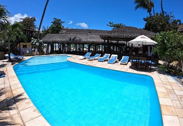 Relaxe em Jeri! 2 diárias em Apartamento Standard para 2 Adultos e 1 Criança por R$399 na Pousada Capitão Thomaz