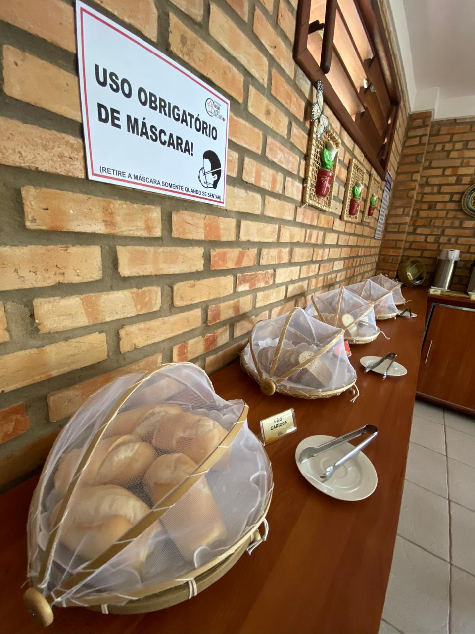 2 diárias em suíte para 2 adultos e 01 criança até 07 anos + café da manhã de R$640 por apenas R$540. Válido para dias de semana!