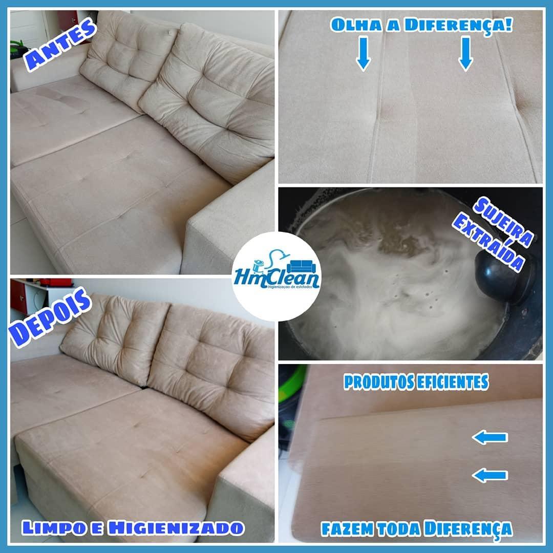 Higienização de 2 poltronas ou 1 colchão de solteiro simples ou 1 cama box de solteiro de R$69,90 por R$ R$33,90