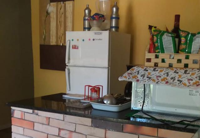 1 diária (check-in na semana) para até 3 pessoas por R$149,90