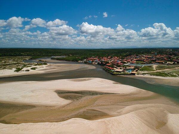 Águas Belas + Barra Nova - Criança de 03 a 10 anos por apenas R$64,90