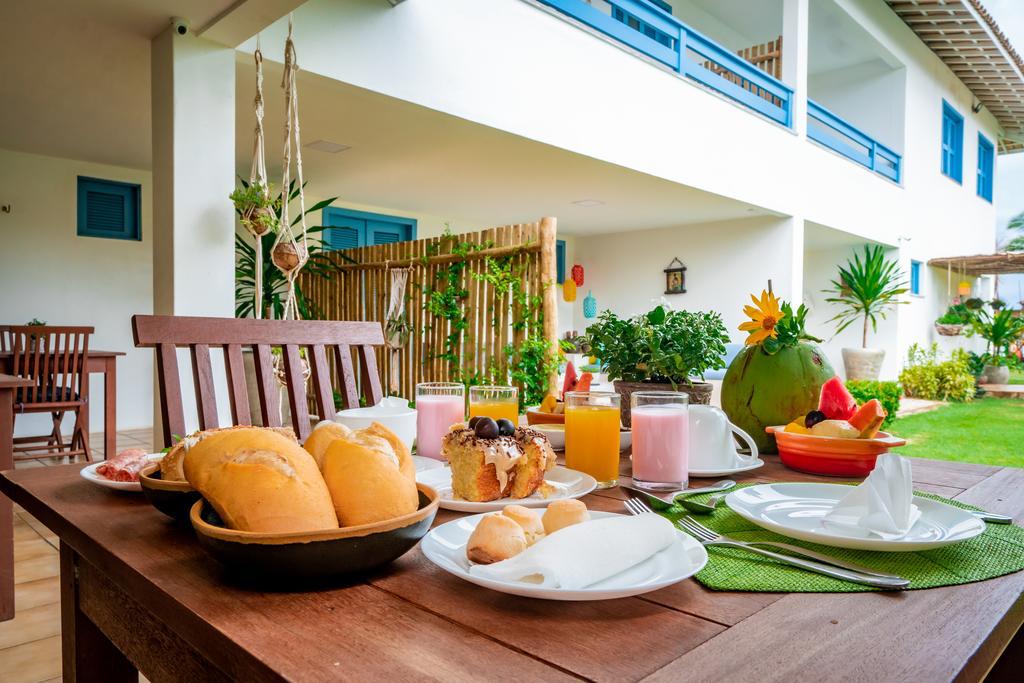 O Point perfeito em Cumbuco! 1 Diária (Domingo a Quinta) para 2 Adultos e 1 Criança de até 5 anos + Café da manhã por apenas R$299 na Katavento Pousada e Kitepoint