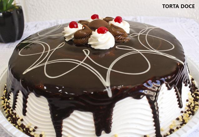 1 torta doces pra 20 pessoas + 100 salgados + 100 doces + 1 refri de 1L por apenas R$69,99