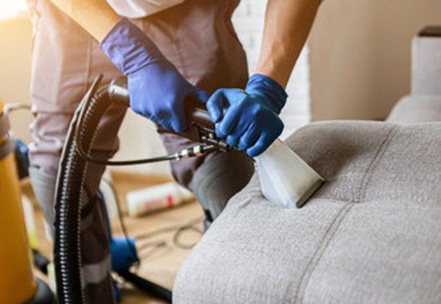 Higienização de Colchão de Solteiro ou de Sofá de 2 ou 3 lugares de R$80 por apenas R$36,90