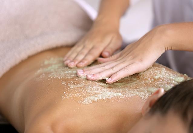 Apenas Abdômen - 6 sessões de endermologia + 6 massagem manual + 6 termoterapia + 6 massagem turbinada + 6 plataforma vibratória de R$300 por apenas R$99